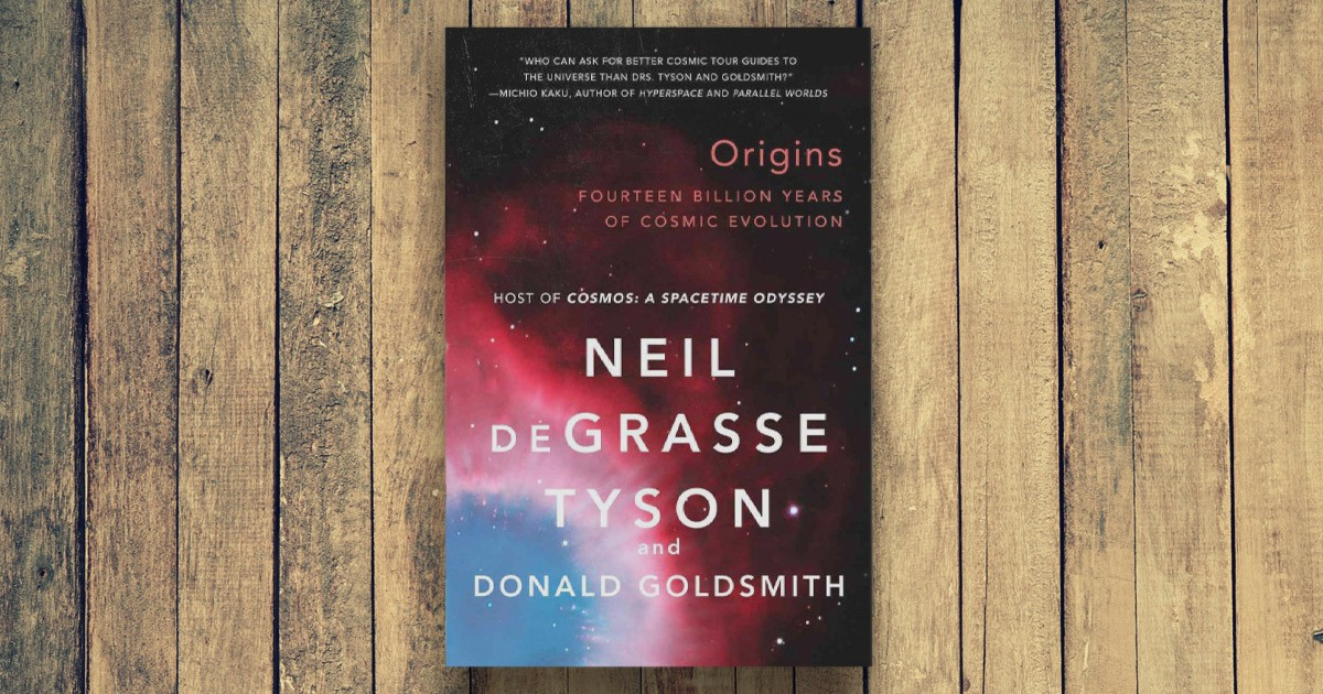 Neil deGrasse Tyson Origins Review by Astronimate