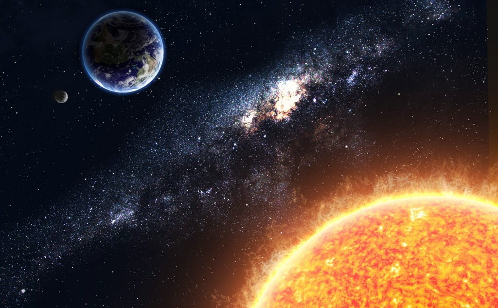 Living On the Sun (What Would Life Be on the Sun?).