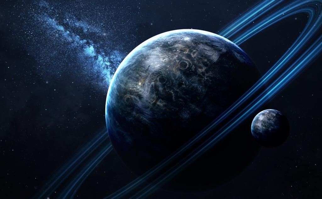 Living On Uranus (What Would Life Be on Uranus?).