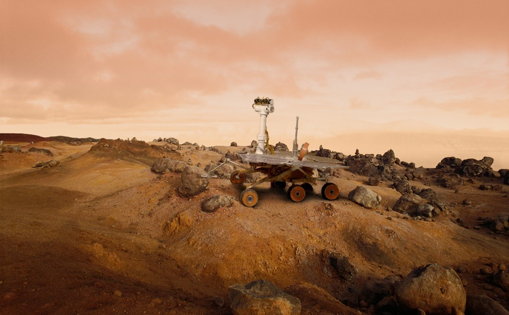 10 Fascinating Facts About Mars.