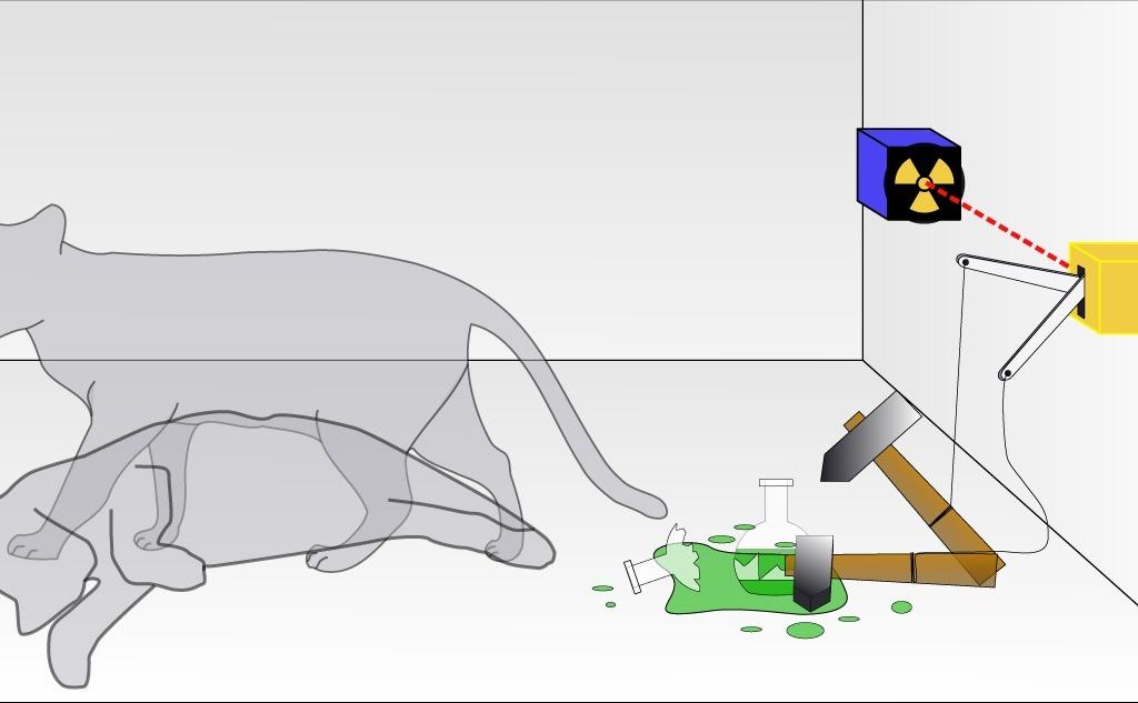 Schrödinger's Cat Experiment For Dummies.