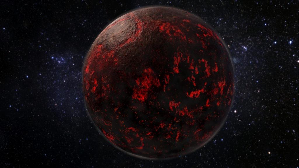 Planet 55 Cancri e.