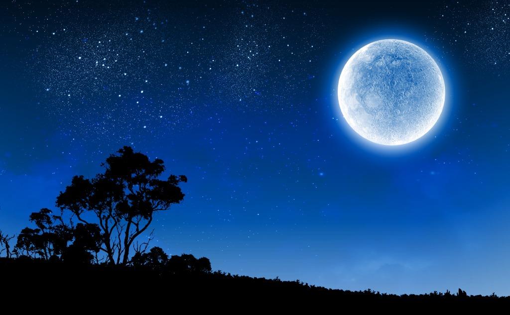 Bonus blue moon.