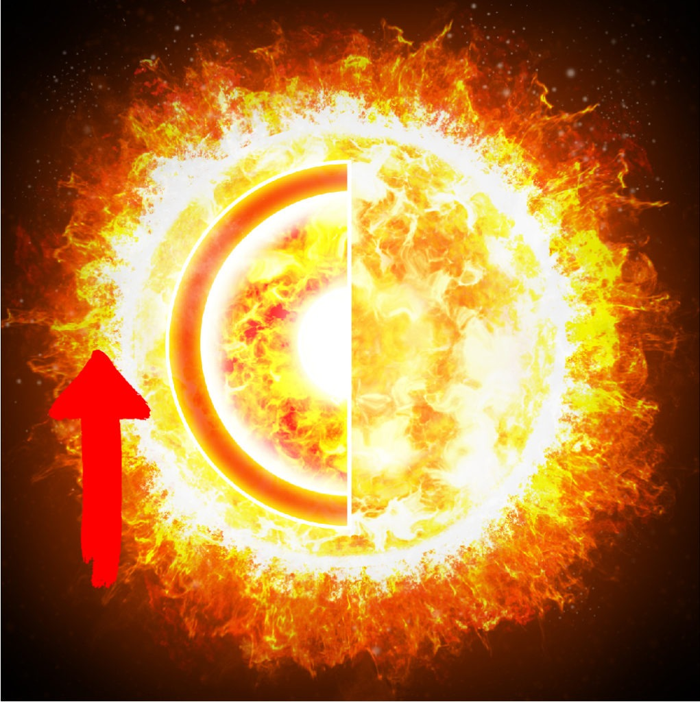#6 Chromosphere of the Sun.