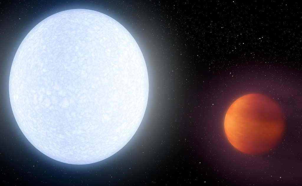 What Is the Hottest Planet in Our Universe?