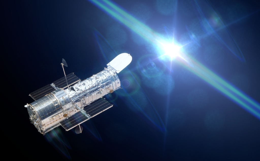 The History of Hubble Space Telescope.