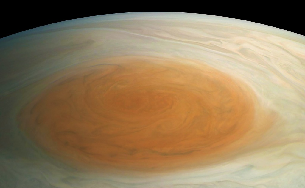 Jupiter's Great Red Spot: Fascinating Facts.