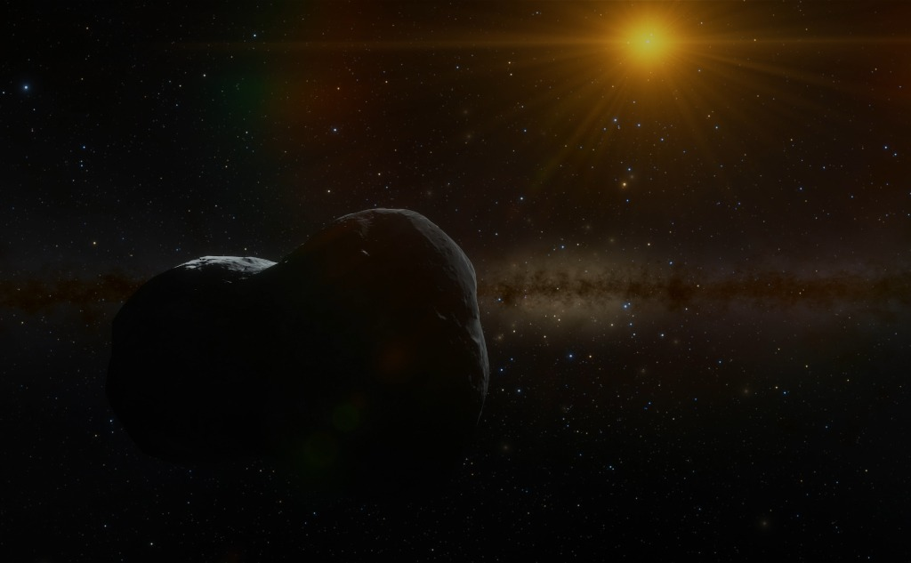 10 Facinating Facts About the Kuiper Belt.