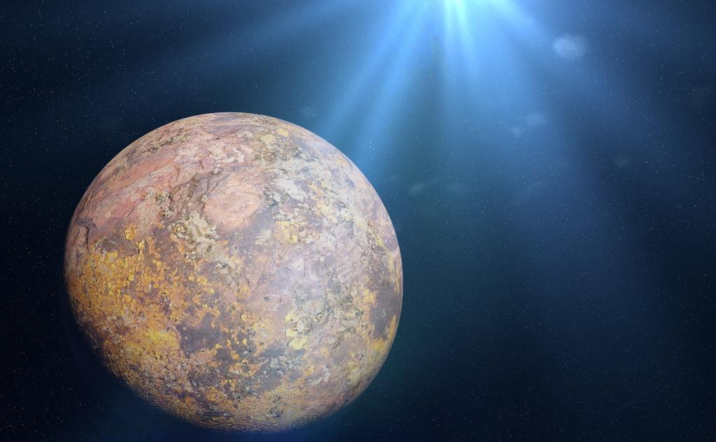 Proxima Centauri B: Earth-Like Planet in Our Cosmic Backyard.