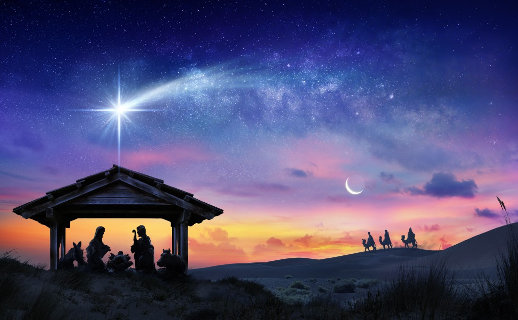 Where Is the Star of Bethlehem Today?