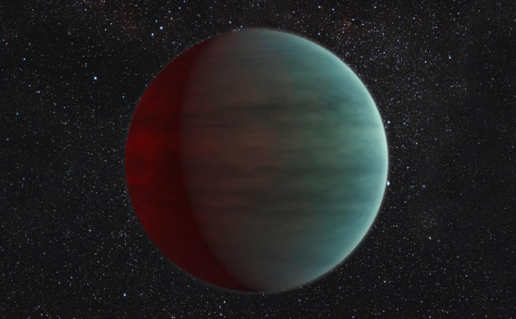 Planet WASP-17b.